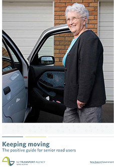 Keeping Moving: Advice for Older Drivers - CarersNZ