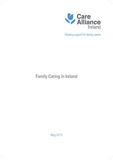 FamilyCaringIrelandReport