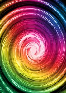 RainbowSpiral