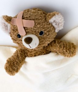 TeddyBed