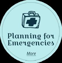 planning for emergencies carersnz